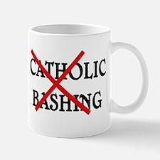 No Catholic Bashing Mug