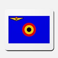 Belgian Flag Mousepad