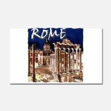 Ancient Rome Car Magnet 20 x 12
