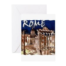 Ancient Rome Greeting Cards (Pk of 10)