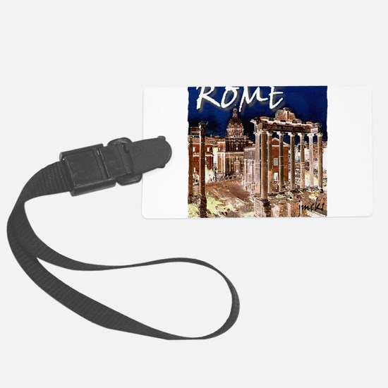 Ancient Rome Luggage Tag