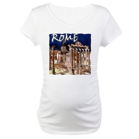Ancient Rome Maternity T-Shirt