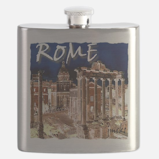Ancient Rome Flask