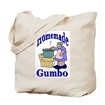 New Orleans Food: Gumbo Tote Bag