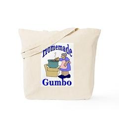 New Orleans Food: Gumbo Tote Bag
