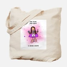 Team D-Mom Tote Bag