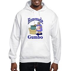 New Orleans Food: Gumbo Hoodie