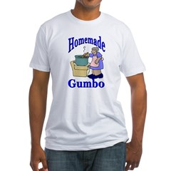 New Orleans Food: Gumbo Shirt