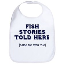 Fish Stories Bib