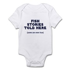 Fish Stories Infant Bodysuit
