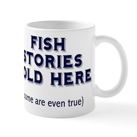 Fish Stories Mug