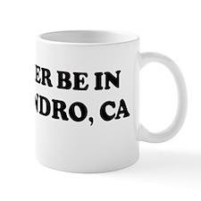 Rather: SAN LEANDRO Coffee Mug
