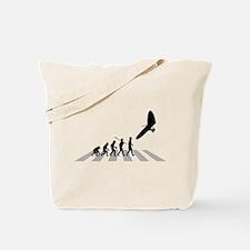 Hang Gliding Tote Bag