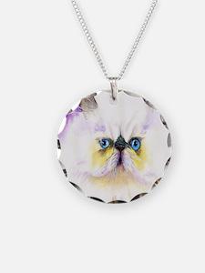 Himalayan Cat Necklace