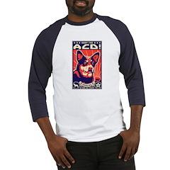 Obey the ACD! Propaganda Baseball Jersey