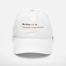 My other car is macaroni Baseball Baseball Cap