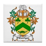O'Carrigan Coat of Arms Tile Coaster