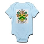 O'Carrigan Coat of Arms Infant Creeper