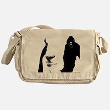 Georgie Goat Messenger Bag