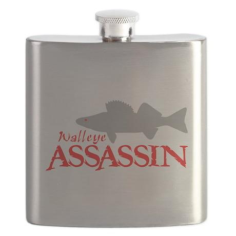 WALLEYE ASSASSIN Flask