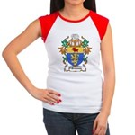 O'Brosnan Coat of Arms Women's Cap Sleeve T-Shirt