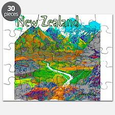 New Zealand Puzzle