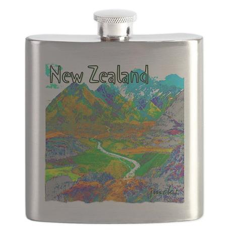 New Zealand Flask