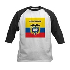 Cool Colombia Flag Tee