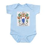 O'Brennan Coat of Arms Infant Creeper
