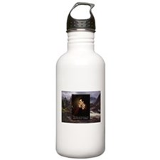 Lord Byron They sweet voice Quote Water Bottle