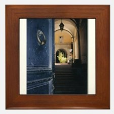 Beautiful Italy Framed Tile