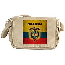 Vintage Colombia Messenger Bag