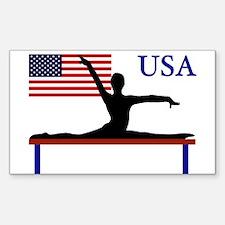 USA Gymnastics Decal
