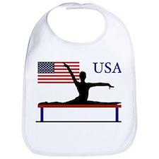 USA Gymnastics Bib