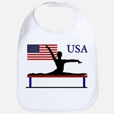 USA Gymnastics Bib