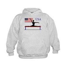 USA Gymnastics Hoodie
