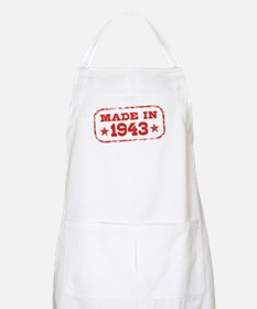 Made In 1943 Apron