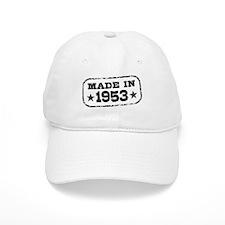 Made In 1953 Baseball Cap