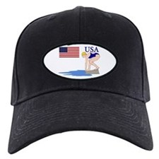 USA Swimming Baseball Hat