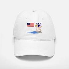 USA Swimming Baseball Baseball Cap