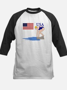 USA Swimming Tee