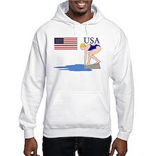 USA Swimming Hoodie