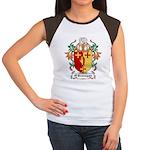 O'Branagan Coat of Arms Women's Cap Sleeve T-Shirt