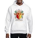 O'Branagan Coat of Arms Hooded Sweatshirt
