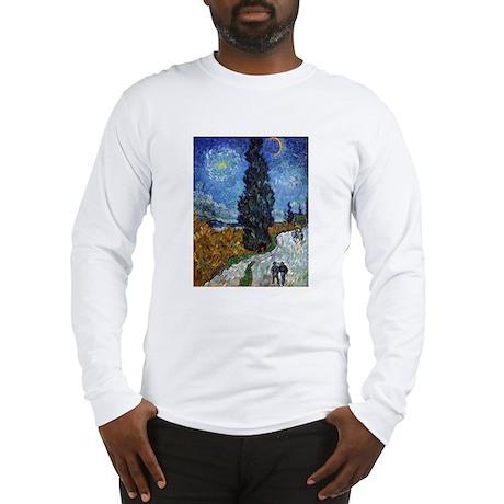 vincent van gogh Long Sleeve T-Shirt