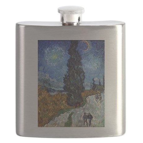 vincent van gogh Flask