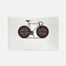 British Cycling is Brilliant Rectangle Magnet