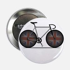 """British Cycling is Brilliant 2.25"""" Button"""