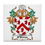 O'Boran Coat of Arms Tile Coaster