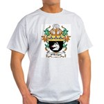 O'Bolger Coat of Arms Ash Grey T-Shirt